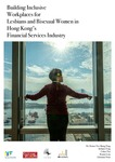 Building inclusive workplaces for lesbians and bisexual women in Hong Kong's financial services industry