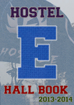 Hostel E hall book, 2013-2014