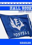 Hostel E hall book, 2014-2015