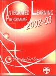 Integrated learning programme 2002-2003 : course for first term