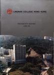 Lingnan College Hong Kong : President's report 1989-1990