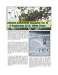 Lingnan Gardeners Newsletter (No. 10) = 嶺南彩園通訊 (第10期)