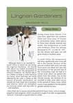 Lingnan Gardeners Newsletter (No. 13) = 嶺南彩園通訊 (第13期) by Lingnan Gardeners, Kwan Fong Cultural Research and Development Programme, Lingnan University