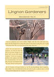 Lingnan Gardeners Newsletter (No. 14) = 嶺南彩園通訊 (第14期)