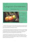 Lingnan Gardeners Newsletter (No. 17) = 嶺南彩園通訊 (第17期) by Lingnan Gardeners, Kwan Fong Cultural Research and Development Programme, Lingnan University
