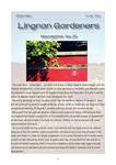 Lingnan Gardeners Newsletter (No. 20) = 嶺南彩園通訊 (第20期) by Lingnan Gardeners, Kwan Fong Cultural Research and Development Programme, Lingnan University