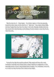 Lingnan Gardeners Newsletter (No. 24) = 嶺南彩園通訊 (第24期)