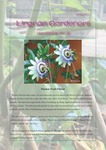Lingnan Gardeners Newsletter (No. 30) = 嶺南彩園通訊 (第30期) by Lingnan Gardeners, Kwan Fong Cultural Research and Development Programme, Lingnan University