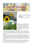 Lingnan Gardeners Bimonthly Newsletter (No. 44) = 嶺南彩園通訊 (第44期) by Lingnan Gardeners, Kwan Fong Cultural Research and Development Programme, Lingnan University