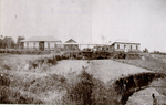 The Log Cabins of Canton Christian College 嶺南學堂木板屋 (1904)