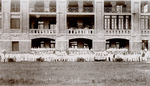 The Class at Canton Christian College in 1910 1910年嶺南學堂全體學生