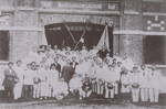 Dr. Sun Yat-sen and the Faculty and Staff of Canton Christian College, 1912 孫中山先生與嶺南學堂教員合影 (1912年)
