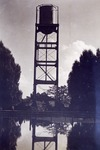 The Water Tower for Supplying Running Water on the Campus of Lingnan University 嶺南大學自來水塔