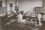 An Experiment Class in the Department of Chemistry of Lingnan University 嶺南大學化學系實驗課