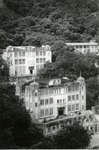 The College Campus, 1971 一九七一年的嶺南校園