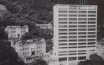 The College Campus, 1974 一九七四年的嶺南校園