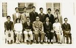 嶺南書院第一屆學生會