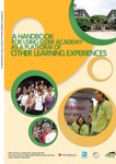 A handbook for using elder academy as a platform of other learning experiences by Office of Service-Learning, Lingnan University; Asia-Pacific Institute of Ageing Studies, Lingnan University; Lingnan Education Organization; Cheung Ming, Alfred CHAN; Hok Ka, Carol MA; Lai Kuen, Stella WONG; Ka Man, Carman CHAN; Wing Yee, Nans LEUNG; Hau Hing, Elaine TANG; and Miu Ching, Wendy HO