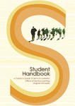 Student handbook : a student's guide to service-learning by Office of Service-Learning, Lingnan University