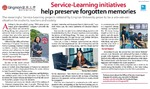 Service-Learning initiatives help preserve forgotten memories by Office of Service-Learning, Lingnan University
