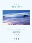 Annual report on research activities 2010-2011