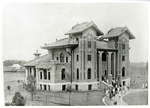 岭南大学时期的怀士堂