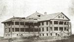 中山大学早期百子岗校园的医学院