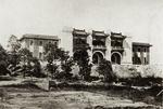 中山大学石牌时期的体育馆