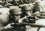 国立中山大学学生的战前军训