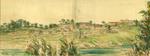 岭南大学农学院在粤北坪石的绘图