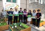The Lingnan Gardeners Project Inauguration Ceremony = 「嶺南彩園」計劃啟動儀式