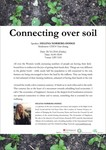 Connecting over soil