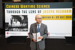 Chinese wartime science through the lens of Joseph Needham exhibition : opening ceremony and public talk : photo