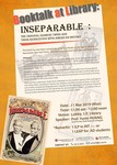 Booktalk at Library : Inseparable : the original Siamese twins and their rendezvous with American history