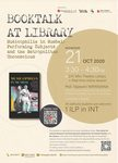 Booktalk at Library : Musicophilia in Mumbai : performing subjects and the metropolitan unconscious