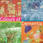 Colours of dementia : a community art facilitation programme for people with dementia by Suk Mun, Sophia LAW (羅淑敏)